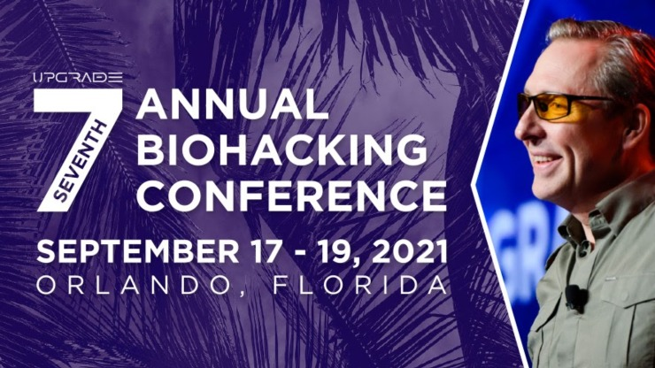 7th Annual Biohacking Conference - Upgrade Labs